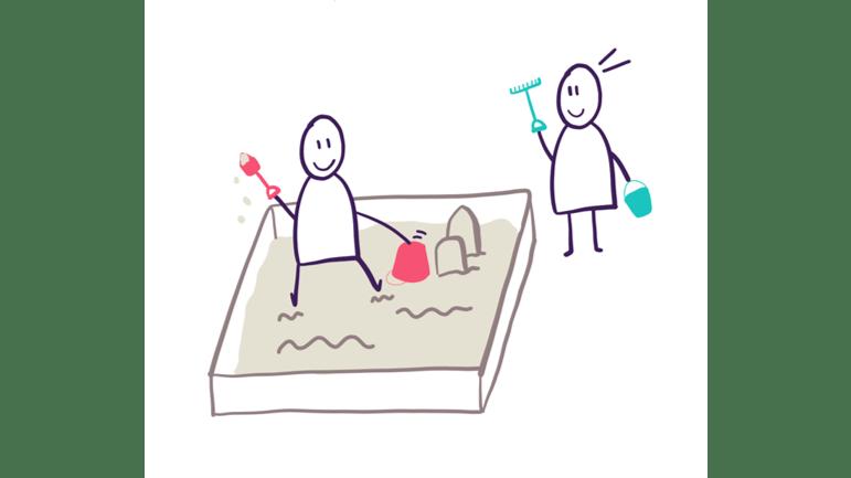 The sandbox metaphor